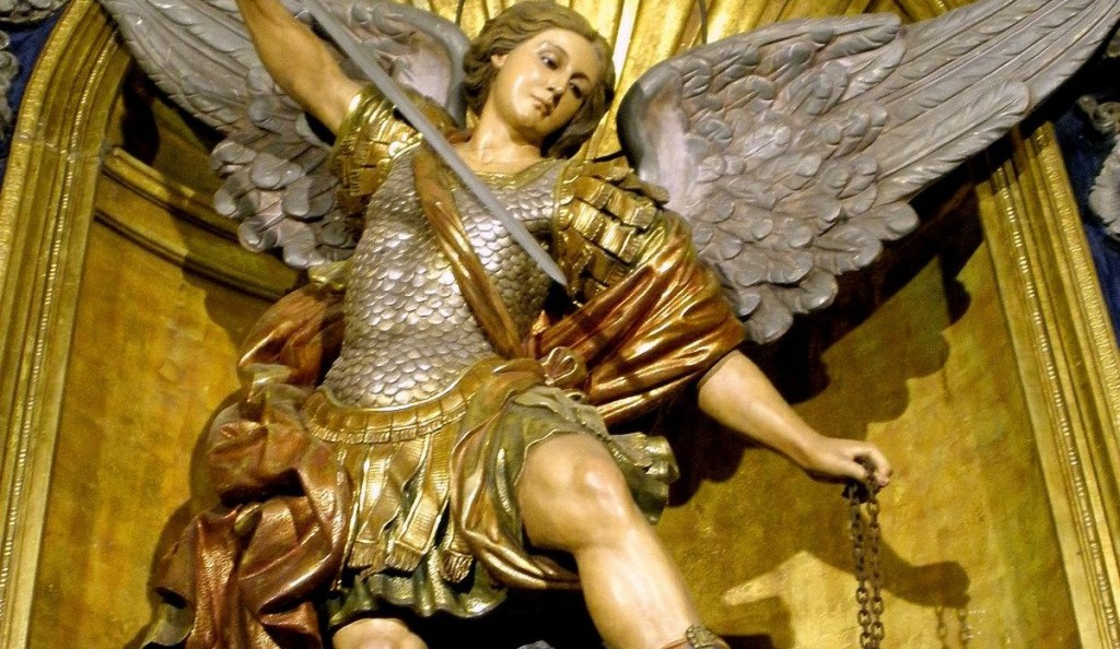 San Miguel Arcángel plegarias